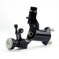 Rotary Tattoo gun Machines Adjustable Needle Liner Shader Silent Light - Black free shipping
