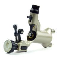 Professional Dragonfly Rotary Motor Tattoo Liner Shader Machine Gun sliver B00016-5