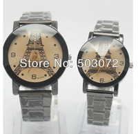 Hot selling Design Eiffel Tower Watch For Valentine's day High-quality Japan Movement Free shipping CB1038