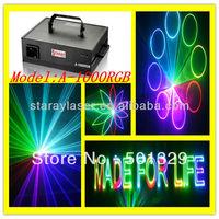 Animation laser light with ILDA programable stage laser light