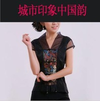 Chinese style 2012 cheongsam dress fashion improved cheongsam vintage summer evening dress no code 01