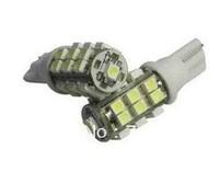 LED Auto bulbs T10 25SMD 194 168 W5W Side car Width Lamp Rear Lights Free Shipping