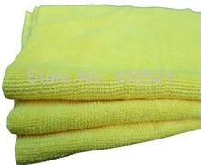 3-pack The Edgeless Tagless Microfiber Detailing Cleaning Cloths 39cmx40cm  350gsm(China (Mainland))