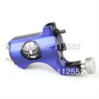 Pro Rotary Tattoo Machine Shader & Liner Tatoos Motor Gun Supply - Blue B00013-3