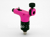 Aircraft Alu Rotary Tattoo Machine Gun Swiss Motor pink - B00015-2 supply