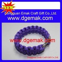 braided rescue rope safety survival shamaballa bracelet weaves