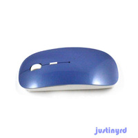 Wholesale*2.4 GHz 2.4G Wireless Optical Mouse Mice USB Receiver For Laptop PC JS0277 dropshipping free shipping
