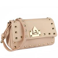 2013 TMC Portable Lady Lovely Rivet Solid Color Leisure Bag Messenger Purse YL136