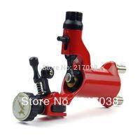 Design New Dragonfly Rotary Tattoo Machine Gun supply - Red B00016-1