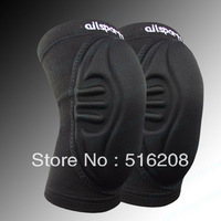 Football knee pads upscale sports volleyball the street dance goalie knee pads free shipping W1035