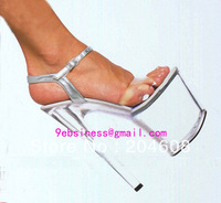 2013 newest Sexy Stripper Platform High Heels Shoes free shipping