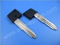 30pcs Brand New uncut blade Mitsubishi smart remote key blade,auto transponder key blade for mitsubishi,changeable key blade