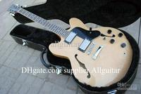 natural Hollow electric guitar A785