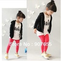 Hot!!! 2013 Spring Baby Girl Candy colour Leggings Tights, Children Render pants trousers, Free shipping