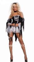 Женский эротический костюм ML5243 3PC Set Women's Halloween Dexule Red Riding Hood Costume