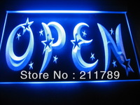 b0159-b OPEN Overnight Shop Bar Pub Club Neon Light Sign