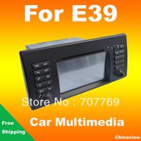 Factory price Car radio tape recorder with cd dvd GPS navigatioin for BMW E39 E53