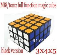 Mf8/tomz full function 345 magic cube 3x4x5  high quality cube-black version