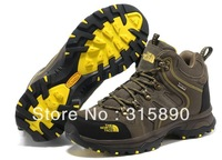 Free Shipping original quanlity Brand men&#39;s hiking shoes outdoor climbing shoes hiking boot size 39-44
