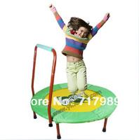 children trampoline/mini trampoline for kids exercise