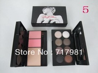 Wholesale--  makeup MATTE LADY DANGER MARILYN MONROE 8 Color Eye shadow Eyeshadow& 2 Colors BLUSHER+POWDER(16 pcs/lot)