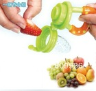 Fresh Safe Food Feeder for baby,three sizes for choose, Baby Weaning Free Shipping -factory price(China (Mainland))