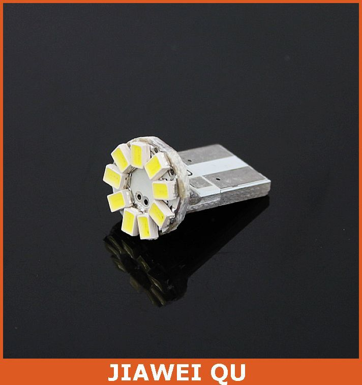 [Free Shipping][Hot selling]T10 3020 9-LED Lamp Bulb Light for Car Vehicle Automobile indicator light - White Light+20pcs/lot(China (Mainland))