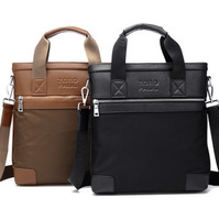 The new waterproof canvas leisure business man bag handbag shoulder diagonal package /IPAD package ZR3668-4z8