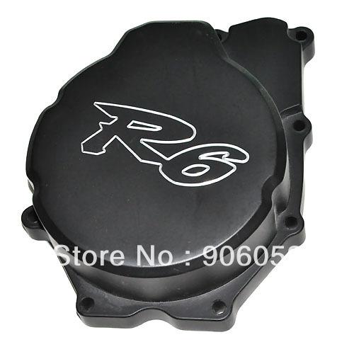 Black Stator Engine Covers for Yamaha YZF R6 2006 2007 2008 2009