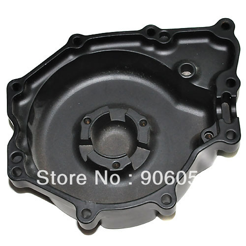 Black Stator Engine Covers for Yamaha YZF R6 2006 2007 2008 2009