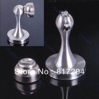 5 Sets Stainless Steel Magnetic Door Stop Stopper Holder