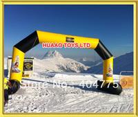 commercial grade heavu duty PVC inflatable arch