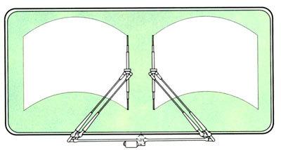 Boat Windshield Wiper Wiper System,boat Wiper