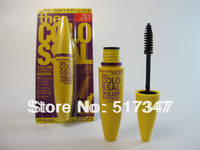 Free Shipping--LOWEST PRICE !!! MAKEUP NEW Mascara 9.2ml(30pcs/lot) + gift