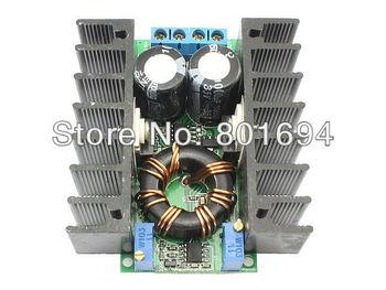 10 Pcs/Lot DC-DC Step-up Power 11-35V to 11-35V 10A 100W High Power CC CV Boost Converter board module For Laptop/LED Drive