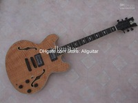 Fu Guitar JAZZ guitar Maple body Hollow body Import hardware Chinese guitar (Limited Edition)