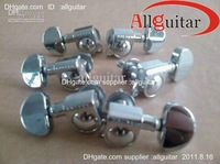 GROVER Silve chrome guitar Tuning Peg electric/ acoustic guitar tuning keys