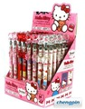 Wholesale Hello Kitty ballpoint pen,Lovely crystal ball pen,48pcs/lot Ball point pen/Free shipping