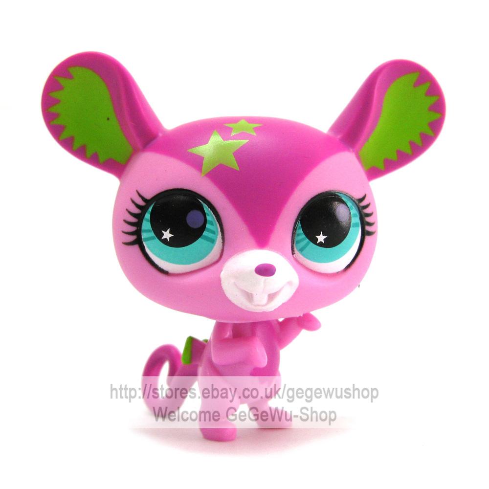 Gratis Frete Rare Littlest Pet Shop Blythe Mouse