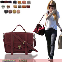 Free Shipping Fashion Star Women&#39;s Handbag jessica ps1 skin scrub briefcase messenger bag