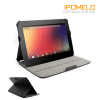 Smart leather cover case for Google nexus 10 handheld protective case reawaken commercial cover ED767 free air mail