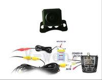 Color Car Rear Camera 170 degree Angle View Reverse Backup Night Vision  Free Shipping