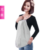 Radiation-resistant silver fiber radiation-resistant maternity clothing maternity radiation-resistant clothes apron yw002