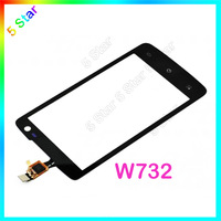 New Touch screen for Philips Xenium W732 Digitizer by free shipping