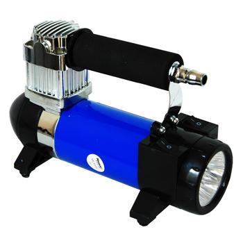 Blue bell car air pump vehienlar inflationists air compressors vaporised pump tire pressure gauge