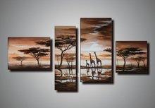 giraffe painting price