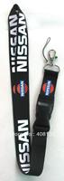 NISSAN Car Logo NEW ID NECK LANYARD Camera Neck Strap FOR Phone KeyChain Badge Keys mp4
