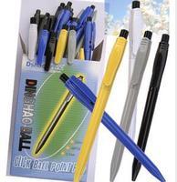 Advertising pen ballpoint pen pull paint brush oil pen logo