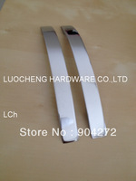 50 PCS/LOT FREE SHIPPING HOLE TO HOLE 128MM different dimensions ZINC ALLOY HANDLES/ POLISHE CHROME FININSH