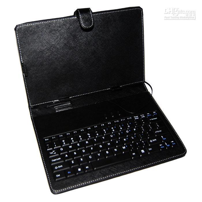 "USB Keyboard Leather Case +OTG +Stylus for 10.1"" MID M1006 Kocaso ..."